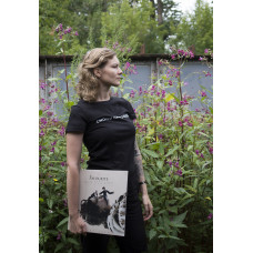 футболка женская XL + набор открыток в подарок