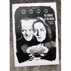 открытка Молчание ягнят