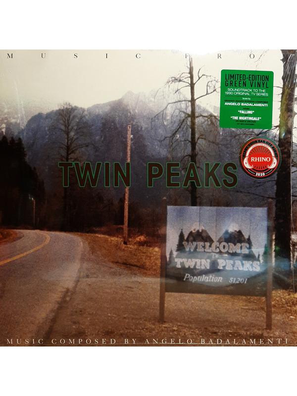 Twin Peaks (green)